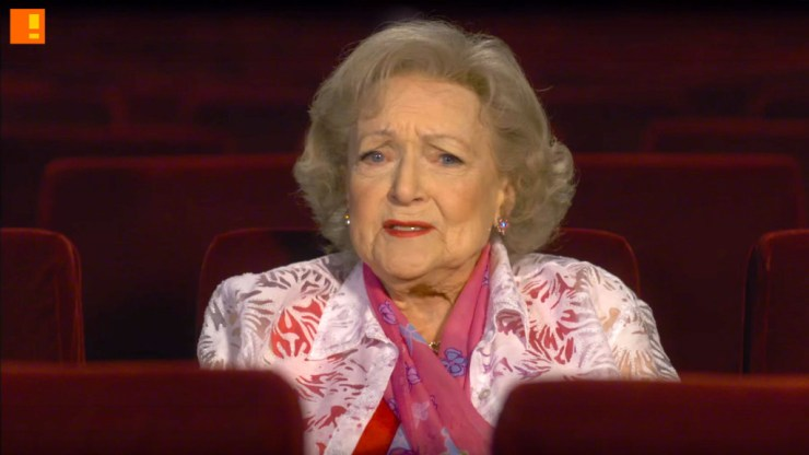 betty white Deadpool. marvel. 20th century fox. the action pixel. @theactionpixel