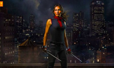 elektra. daredevil season 2. netflix. marvel. the action pixel. @theactionpixel