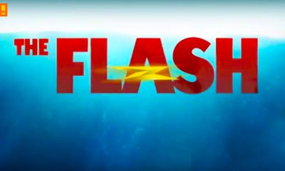 the flash. king shark. the cw network. dc comics. the action pixel. @theactionpixel
