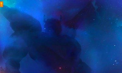 voltron Banner. netflix. dreamworks. the action pixel. @theactionpixel