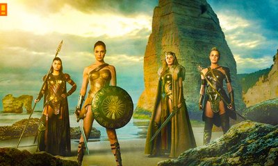 amazons. dc comics. warner bros. pictures. the action pixel. wonder woman. @theactionpixel