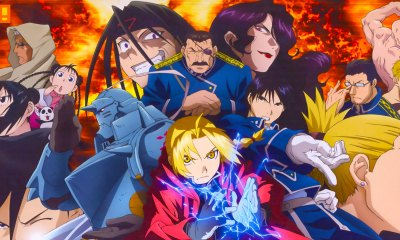 fullmetal alchemist. the action pixel. @theactionpixel.