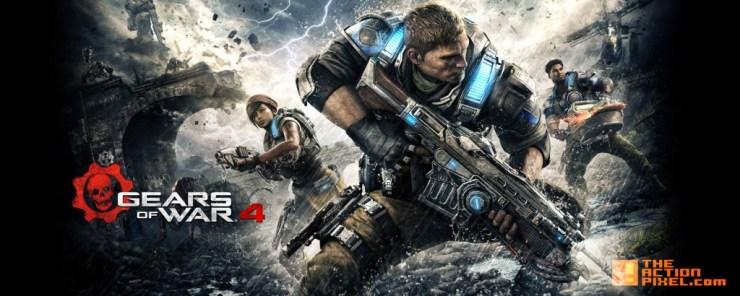 gears of war 4, gears of war, the action pixel, @theactionpixel, microsoft,release date, box art, cover art