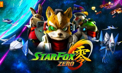 star fox zero, nintendo, wiiu, the action pixel, @theactionpixel, foxy fox, trailer,