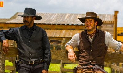 the magnificent seven, antoine fuqua, denzel washington, entertainment on tap, the action pixel, western