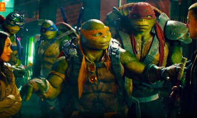 tmnt 2. teenage mutant ninja turtles 2. the action pixel. @theactionpixel
