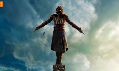 ,poster, assassins creed, callum lynch,michael fassbender, ac, ubisoft, preview, images,stills,exclusive, the action pixel, entertainment on tap,video game movie, stills,
