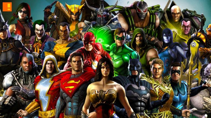 injustice gods among us, the action pixel, injustice, dc comics, dc entertainment, gods among us, injustice: gods amongst us 2, rumor, report, the action pixel, entertainment on tap,