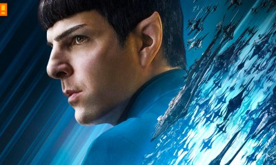 star trek, star trek beyond, beyond, enterprise, spock, scottie, vulcan, posters, character posters, the action pixel, entertainment on tap, kirk