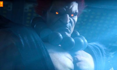 akuma, tekken 7, fated retribution , e3 trailer, e3, e3 2016, entertainment on tap