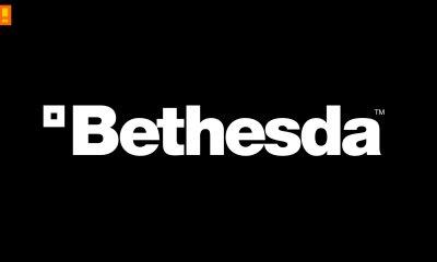 bethesda logo, the action pixel, entertainment on tap,