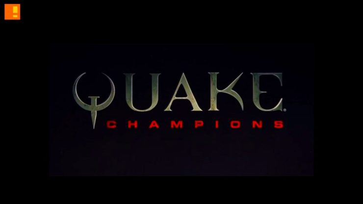 quake, quake champions, champions, id software ,  Tim Willits, pc, the action pixel, @theactionpixel