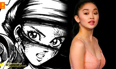 battle angel alita, manga, anime, lana condor, live action adaptation, x-men, jubilee,