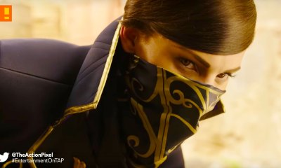 dishonored 2, bethesda, bethesda softworks, arkane studios, live-action, take back what is yours, trailer, entertainment on tap, the action pixel