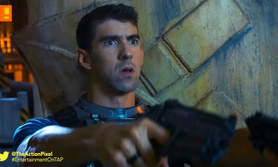 michael phelps, Call of duty, infinite warfare, infinity ward, live-action, trailer, entertainment on tap, the action pixel,