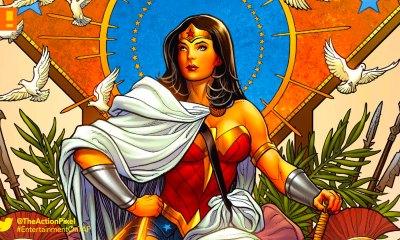 wonder woman, dc comics, the action pixel, entertainment on tap,