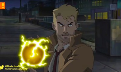 constantine, trailer ,Justice League Dark, wb animation, dc comics, the action pixel, entertainment on tap,