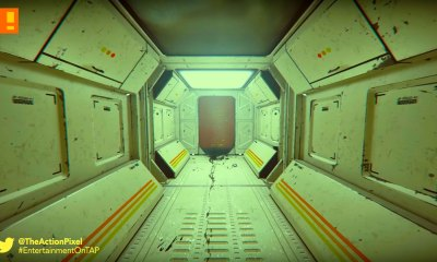 routine, lunar software, routine, survival horror, the action pixel, entertainment on tap,