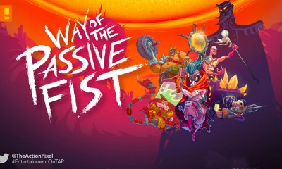 way of the passive fist, household games, ontario, arcade, brawler, reveal, trailer, entertainment on tap, the action pixel
