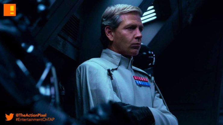 director orson krennic, rogue one, star wars, the action pixel, entertainment on tap, disney, lucasfilm, entertainment on tap