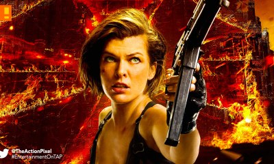 milla jovovich, resident evil, poster, resident evil: the final chapter, the final chapter, screen gem, sony pictures, capcom,