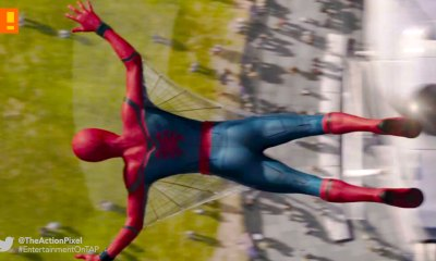 spider-man: homecoming, spider-man, spiderman, homecoming, marvel, marvel comics, disney, marvel studios, sony, the action pixel, entertainment on tap, tom holland,