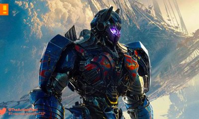 transformers, poster, the last knight, paramount pictures, michael bay, entertainment on tap, the action pixel