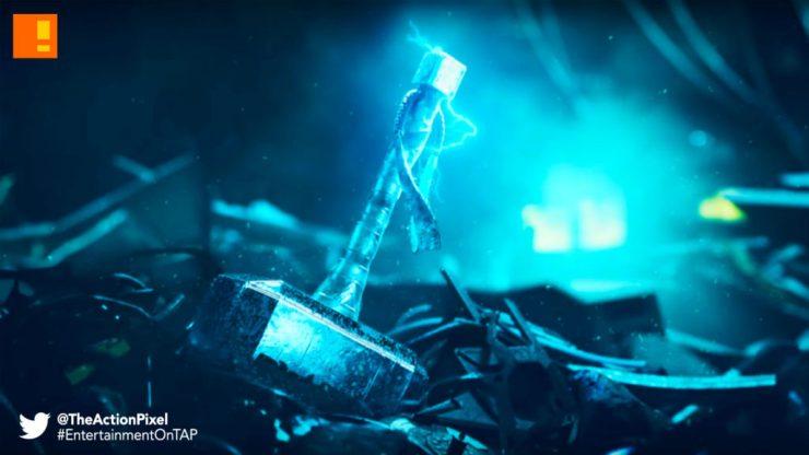 thor, hammer, Mjolnir , shield, captain america, hammer, crystal dynamics, square enix, marvel, video game,