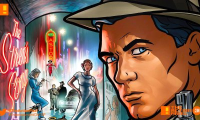 archer: dreamland, dreamland, archer, poster,fx, fxx, the action pixel,entertainment on tap