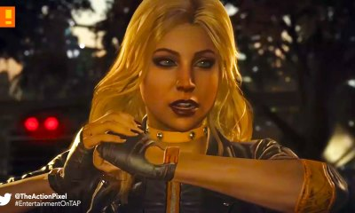 black canary, batman, supergirl, injustice 2, netherRealm studios, dc comics, wb games, darkseid, trailer , the lines are redrawn, wonder woman, superman, robin, the action pixel, entertainment on tap