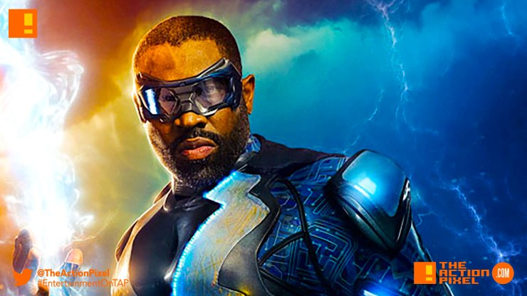 black lightning, DC comics, the action pixel, entertainment on tap, cress williams, cw,the cw, the cw network, warner bros. dc comics, dc entertainment, jefferson pierce, first look,