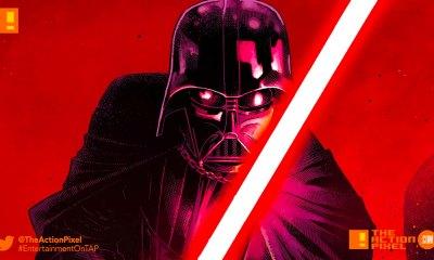 darth vader,marvel, the action pixel, entertainment on tap, star wars, lightsaber,