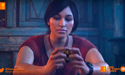 uncharted: the lost legacy, uncharted, the lost legacy, naughty dog, the action pixel, entertainment on tap,riverboat revelations, cinematic trailer, trailer