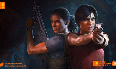 uncharted: the lost legacy, uncharted, the lost legacy, naughty dog, the action pixel, entertainment on tap,riverboat revelations, cinematic trailer, trailer,WESTERN GHATS, GAMEPLAY, ENTERTAINMENT ON TAP