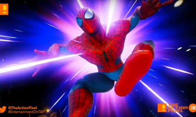 marvel Vs. Capcom, infinite, metroid, ryu, carol Danvers, iron man, tony starks, ms. marvel, entertainment on tap, marvel, capcom, trailer, marvel vs. capcom: infinite, the action pixel, entertainment on tap,spiderman, spider-man, mvc,mvc: infinite, marvel vs capcom: infinite