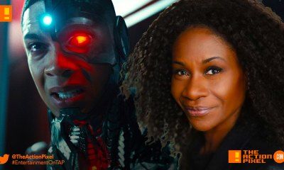 Karen Bryson, mom, cyborg,jl, unite the league,JL, justice league, dc comics ,batman, superman, wonder woman, princess diana, diana prince, bruce wayne, ben affleck, batfleck, batffleck, gal gadot, cyborg, ray fisher, aquaman, jason momoa, arthur , flash,ezra miller, justice league movie, zack snyder, poster, wb pictures, warner bros. pictures, warner bros, the action pixel, entertainment on tap,teaser, poster, Elinore Stone