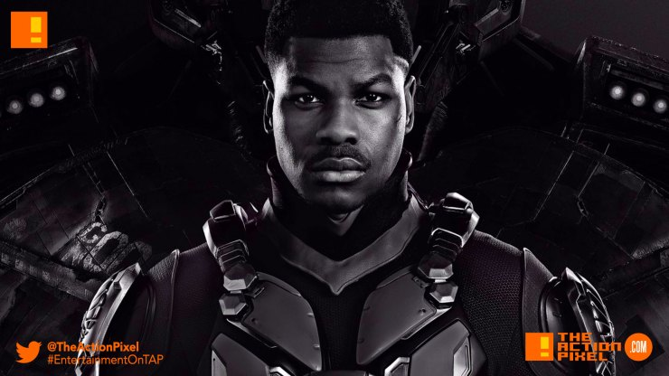 pacific rim, John Boyega, poster, pacific rim 2, pacific rim: uprising,uprising, the action pixel, entertainment on tap