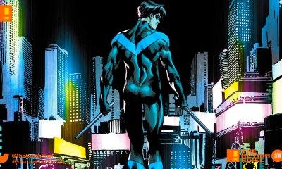 nightwing, the action pixel, entertainment on tap, batman, chris mckay, the batman, lego batman movie, dc comics, lego batman, batman