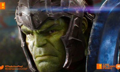 thor ragnarok, hulk, entertainment on tap, the action pixel, marvel comics, mark ruffalo
