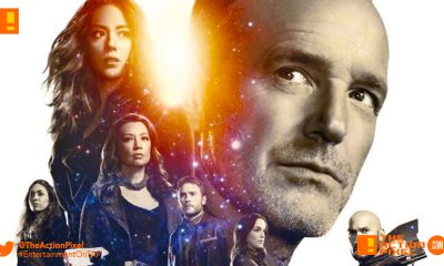 agents of shield, season 5, poster, abc television network, abc, marvel, marvel comics, space, the action pixel, entertainment on tap