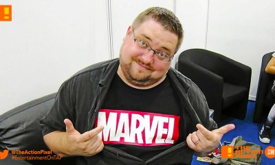 c.b. cebulski, marvel,eic, the action pixel, entertainment on tap, marvel, marvel comics,