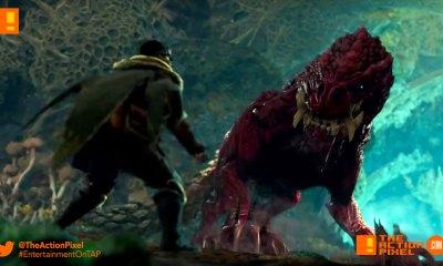 monster hunter: World, monster hunter, entertainment on tap, the action pixel,