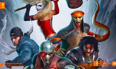 suicide squad: hell to pay, dc comics, warner bros. animation, warner bros., deadshot, harley quinn, copperhead, the action pixel, entertainment on tap