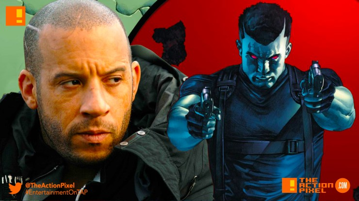 vin diesel, sony, sony pictures, bloodshot, Angelo Mortalli, entertainment on tap, valiant comics, the action pixel,
