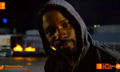 iron fist, luke cage, marvel, marvel entertainment, netflix, the defenders, defend, defenders, mike colter, iron fist, luke cage, luke cage season 2, season 2, photo, still, entertainment on tap, the action pixel,season 2, date announcement, release date,