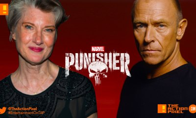 annette o'tool, the punisher, the punisher 2, corbin bernsen, actor, entertainment on tap,
