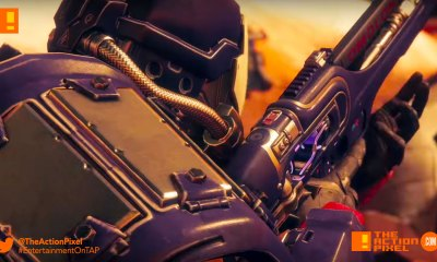 warmind, destiny 2, expansion ii, launch trailer, entertainment on tap, the action pixel