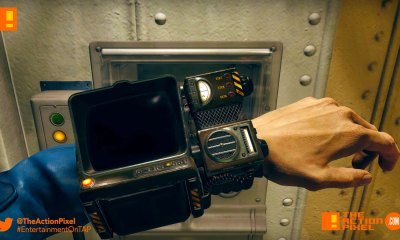 fallout 76, please stand by, fallout, bethesda , bethesda softworks, the action pixel, entertainment on tap, pipboy, west virginia,gameplay