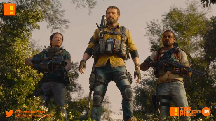 the division 2, tom clancy's the division 2, trailer, e3, cinematic trailer,