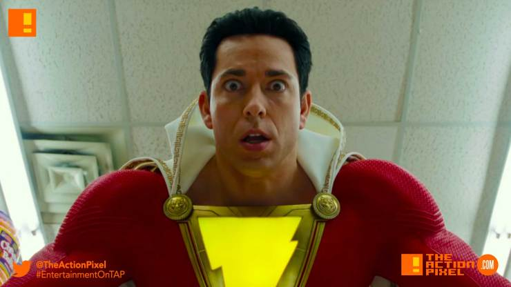 shazam!, entertainment weekly, ron cephas, mark strong, dr sivana, shazam!, shazam, captain marvel, dc comics, dc entertainment , entertainment on tap, the action pixel, shazam the wizard, wizard, casting, first look, billy batson, trailer,